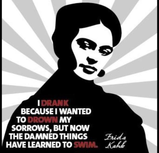 Frida Kahlo on Pain